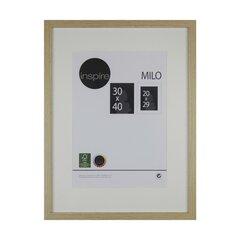 Foto rāmis MILO, 30x40 cm cena un informācija | Fotorāmji | 220.lv