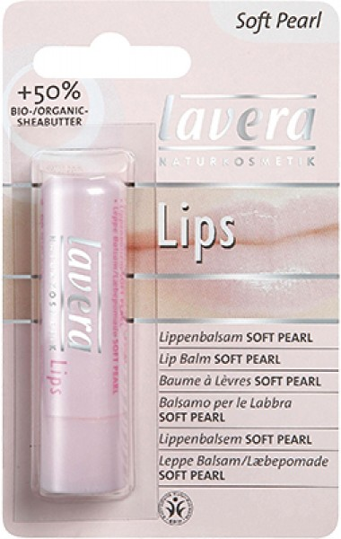 Lūpu balzāms Lavera Lips Soft 4.5 ml