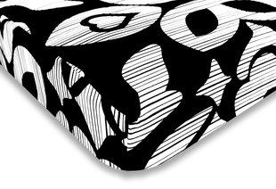 Простынь DecoKing Hipnoze Collection Mandala S1, 200x220 cm цена и информация | Простыни | 220.lv