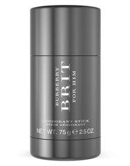 Zīmuļveida dezodorants Burberry Brit For Men vīriešiem 75 ml cena un informācija | Parfimēta vīriešu kosmētika | 220.lv
