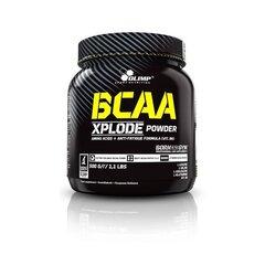 BCAA Xplode powder Olimp Sport Nutrition 500 g fruit punch cena un informācija | Aminoskābes | 220.lv