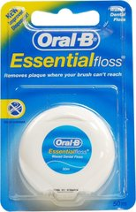 Зубная нить Oral-B Essential Floss Regular 50 м