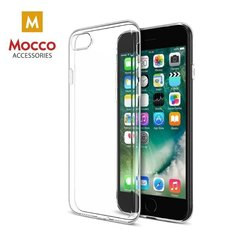 Mocco Ultra Back Case 0.3 mm Silicone Case for Apple iPhone 6 Plus / 6S Plus Transparent