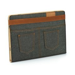 """Blun Universal Jeans Tablet Case For 7"""" inches"""