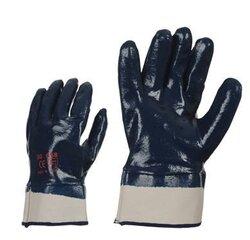 Перчатки с широкими манжетами