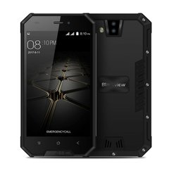 Blackview BV4000 Pro 2/16GB, Melns