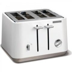 Morphy richards 240003 EE Aspect Toaster, 4 slice, White