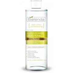 Корректирующий тоник с гиалуроновой кислотой Bielenda Skin Clinic Professional 200 мл цена и информация | Уход за кожей лица | 220.lv