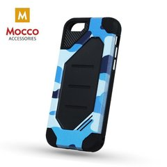 Mocco Defender Army Super Protection Back Case for Samsung A320 Galaxy A3 (2017) Blue