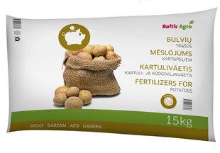 Удобрения для картофеля Экономичное 15 кг цена и информация | Удобрения | 220.lv