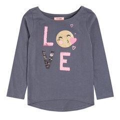 Krekls ar garām piedurknēm meitenēm Cool Club, CCG1611705
