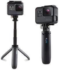 GoPro Shorty Mini Extension Pole+Statīvs, melns