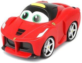 Automašīna Bburago Junior Ferrari Touch & Go, 16-81606 cena un informācija | Rotaļlietas zīdaiņiem | 220.lv