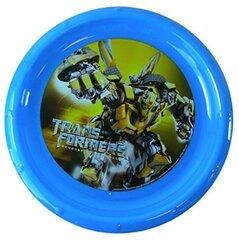 Lidojošais šķīvītis Transformers