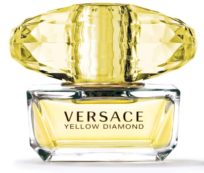 Tualetes ūdens Versace Yellow Diamond edt 50 ml