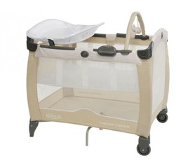 Манеж Graco Contour Electra, 0-15 kg, Benny and Bell