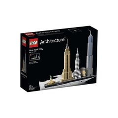 21028 Konstruktors LEGO® Architecture New-York City