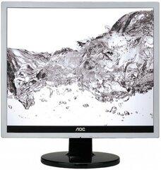 AOC E719SDA 17'' cena un informācija | Monitori datoram | 220.lv