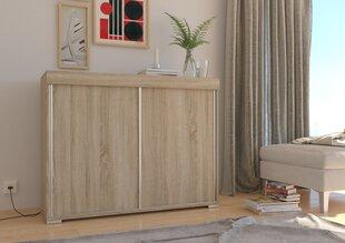 Шкафчик Eden, песочный цена и информация | Шкафчики в гостиную | 220.lv