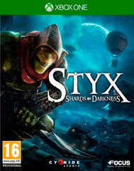 STYX Shards of Darkness, Xbox One