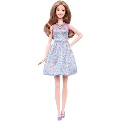 Lelle Mattel Barbie Lovely in Lilac, DVX75