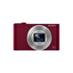 Sony DSC-WX500, red цена и информация | Фотокамеры | 220.lv
