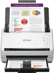 Epson WorkForce DS-780N / цветной