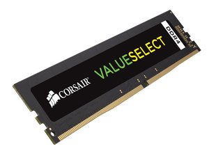 Corsair ValueSelect 8GB DDR4 2400MHz CL16 DIMM cena un informācija | Corsair ValueSelect 8GB DDR4 2400MHz CL16 DIMM | 220.lv