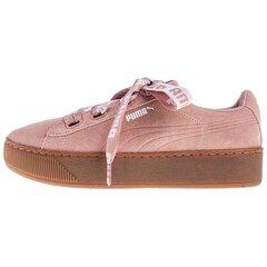 Sieviešu sporta apavi Puma Vikky Platform Ribbon Bold cena un informācija | Sporta apavi sievietēm | 220.lv