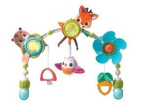 Rotaļlieta bērnu ratiem Tiny Love Musical Forest Nature Stroll cena un informācija | Rotaļlieta bērnu ratiem Tiny Love Musical Forest Nature Stroll | 220.lv