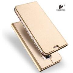 Atverams maciņš Dux Ducis Premium Magnet Case, piemērots Google Pixel XL 2, zeltains