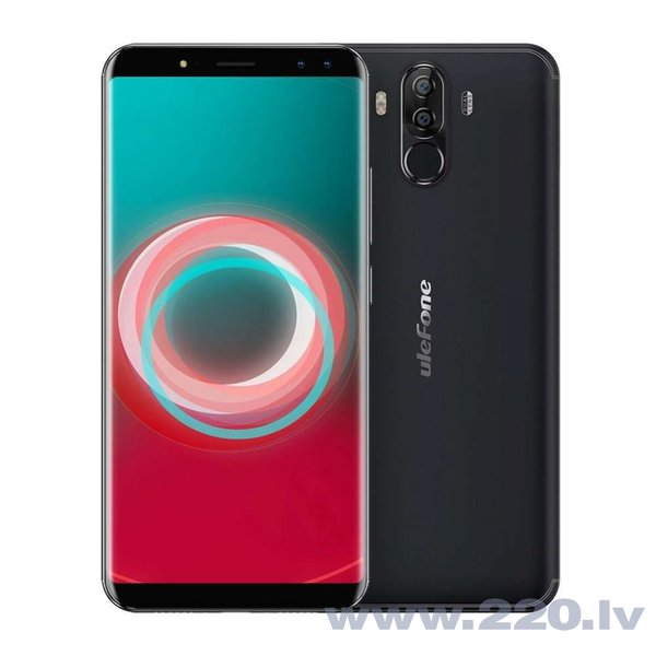 UleFone Power 3S 4/64GB, Черный