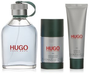 Комплект Hugo Boss Hugo: EDT 125 мл + гель для душа 50 мл + дезодорант 75 мл