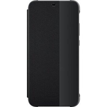 Huawei atvērams aizsargapvalks, priekš Huawei P20 Lite, melns