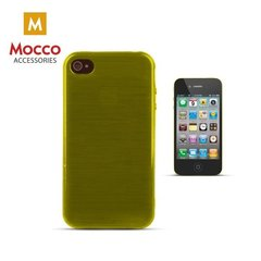 Telefona maciņš Mocco Jelly Brush Case, piemērots Apple iPhone 7 Plus / 8 Plus telefonam, zaļš