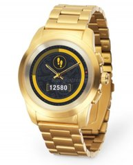 MyKronoz ZeTime Elite Regular Gold