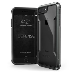 Apple iPhone 7+/8+ Defense Shield Cover By Xdoria Black