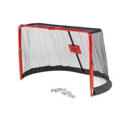 Ledus hokeja vārti EXIT Sniper, 180x120cm cena un informācija | Hokejs | 220.lv