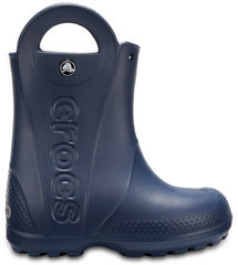 Crocs ™ gumijas zābaki Handle It Rain Boots, Navy
