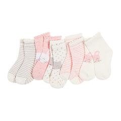 Cool Club носки для девочек, 5 пары, CHG1602977-00 цена и информация | Одежда для младенцев/малышей | 220.lv