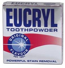 Зубной порошок Eucryl Original 50 г