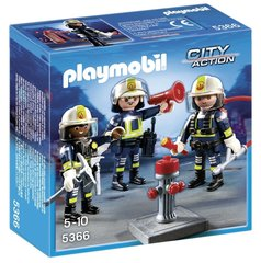 Конструктор 5366 PLAYMOBIL® Action City, Fire Rescue Crew