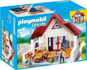 Конструктор 6865 PLAYMOBIL® City Life, Schoolhouse