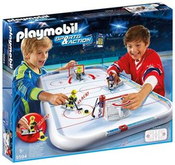 Konstruktors 5594 PLAYMOBIL® Sports and Actions, Ice Hockey Arena
