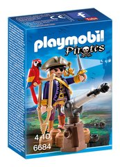 Kонструктор 6684 PLAYMOBIL® Pirates, Pirate Captain