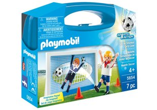 Konstruktors 5654 PLAYMOBIL® Sports Action, Futbola čemodāns