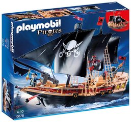 Kонструктор 6678 PLAYMOBIL® Pirates, Pirate Raiders' Ship