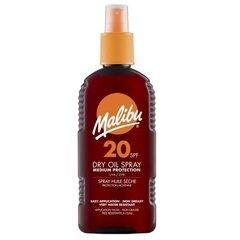 Saules aizsardzības eļļa Malibu SPF 20 200 ml