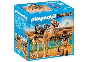 Konstruktors 5389 PLAYMOBIL® History, Ēģiptes karavīrs un kamielis