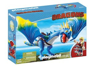 Конструктор 9247 PLAYMOBIL® Dragons, Astrid & Stormfly